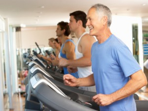 Regular exercise helps to protect and preserve your sex life and keeps your heart healthy as well.