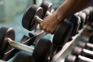 Combining weight training with aerobic exercise is the best way to stay fit and prevent the ills and disorders associated with the aging process.