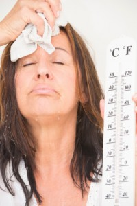 Hot flashes are among the most unwelcome aspects of menopause. But before long, they'll pass.