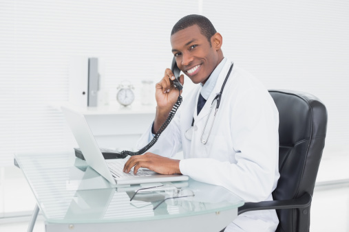 Telecommunications and remote conferencing are revolutionizing many services, including medicine.