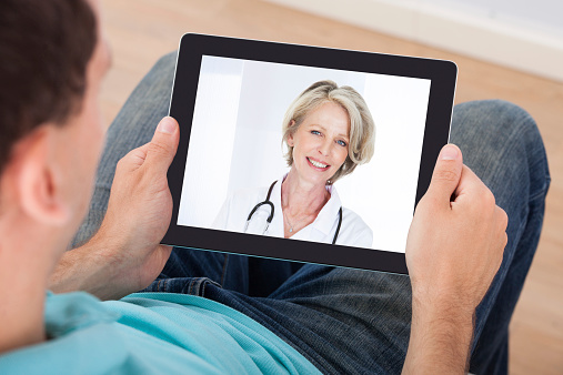 Technology is there, but policy and reimbursement are holding back telemedicine expansion.