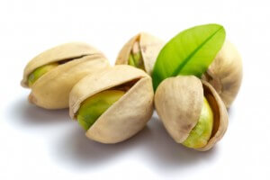 Pistachio nuts are an excellent source of protein, according to Jason Long's ED Protocol.