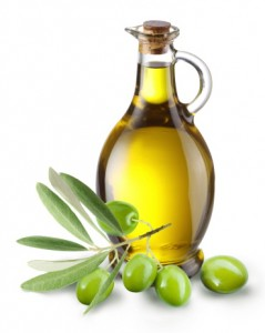 Substituting olive oil for butter and other unhealthy fats can benefit your heart and enhance erectile function.