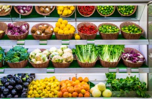 The foundation of any healthy diet is the regular consumption of plenty of fresh fruits and vegetables.