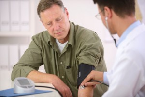 Preventing high blood pressure -- or controlling it -- can help diabetic men to maintain erectile function.