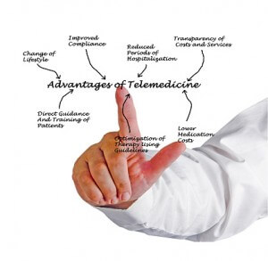 Telemedicine offers a multitude of benefits for both women and men.