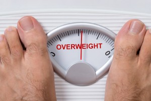 The incidence of erection problems is much higher among men who are obese or extremely overweight.