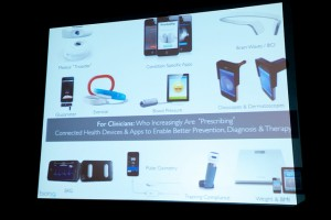 Connected health devices and smartphone apps are tools that can improve the effectiveness of telemedicine consultations.
