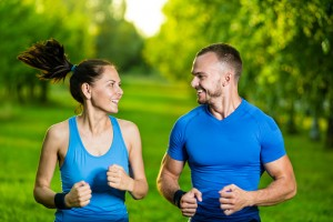 Your significant other can help encourage regular physical activity by becoming your jogging or gym partner.