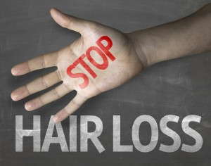 As many women have learned, it's easier said than done, with only a limited amount of medications available to combat hair loss.