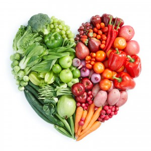 Eat plenty of colorful fruits and vegetables to maintain optimal hair health.