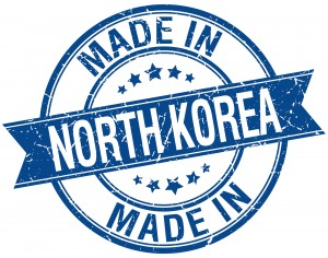 You might want to think twice before purchasing goods -- especially drugs -- manufactured in North Korea.