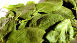 Spinach, rich in nitrates, helps increase the body's levels of nitric oxide, which supports erectile function.
