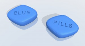 Viagra, the first of the family of drugs designed to treat erection problems, helps increase blood flow to the penis temporarily.