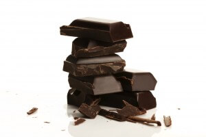 If you're jonesing for a bit of a treat, try some dark chocolate, which has flavonoids that support vascular function and, thus, erection.
