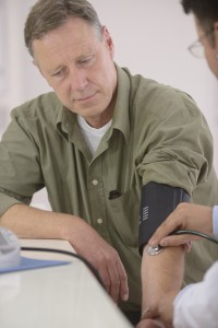 Left untreated, high blood pressure can lead to erection problems.