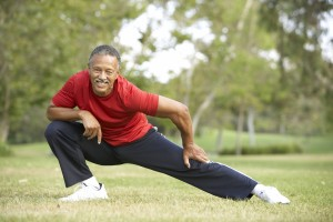 Regular exercise and other healthy lifestyle changes can help to lower blood pressure.