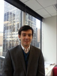 Setting off the latest storm of protest over soaring drug prices was hedge fund manager Martin Shkreli, who is also the co-founder and CEO of Turing Pharmaceuticals AG.