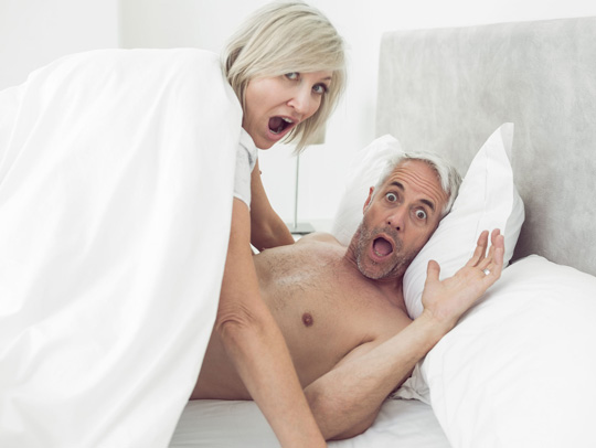 Baby Boomers and the Joys of Sex After Age 50