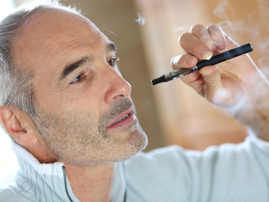 Erectile Dysfunction Nearly Doubled in Men Aged 40 to 70 Who Smoke