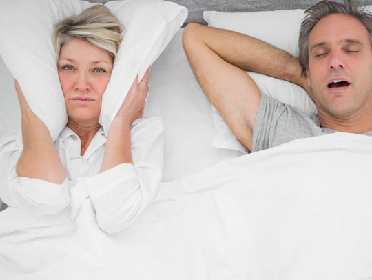 Snoring, Sleep Apnea and Loss of Erection Issues
