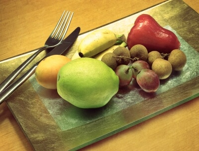 eating fruits and vegetables could guard against erection