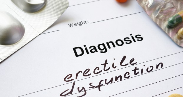 Blood clots and sexual dysfunction