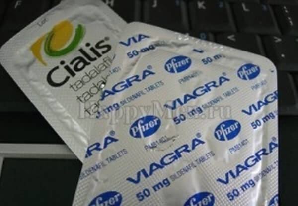 What is the difference in cialis and viagra