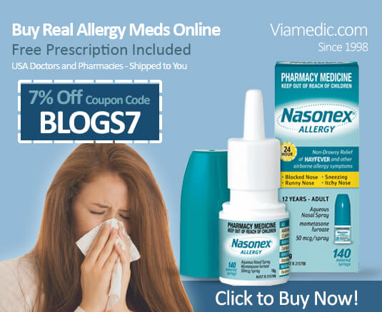 Buy Legal FDA-approved prescription medications for Allergy Relief From AccessRx