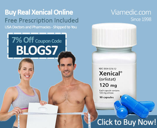 Buy Legal FDA-approved prescription medications for Weight Loss, Xenical From AccessRx