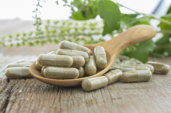 Herbal supplements instead of viagra