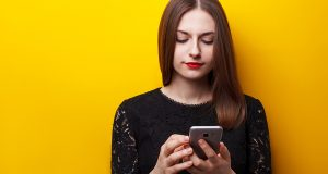 "A Little Bit of ""Sexting"" Might Be Good for You"