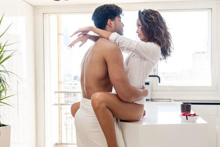 Mornign sex