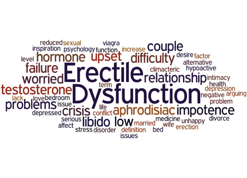 Erectile dysfunction.