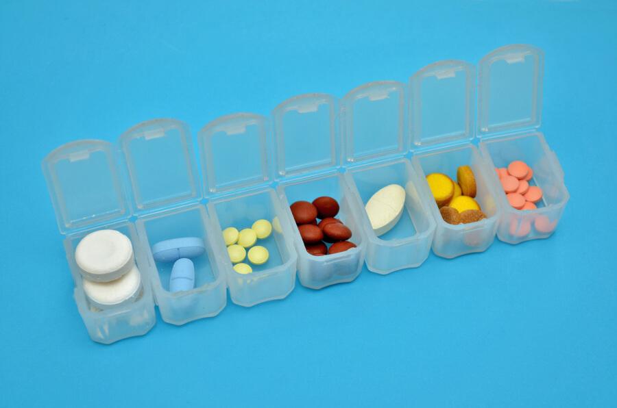 Pill pack.