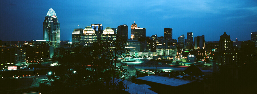 City of Cincinnati.