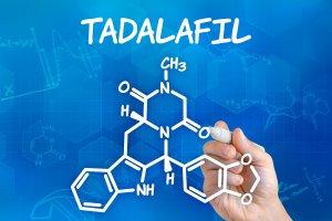 Tadalafil formula