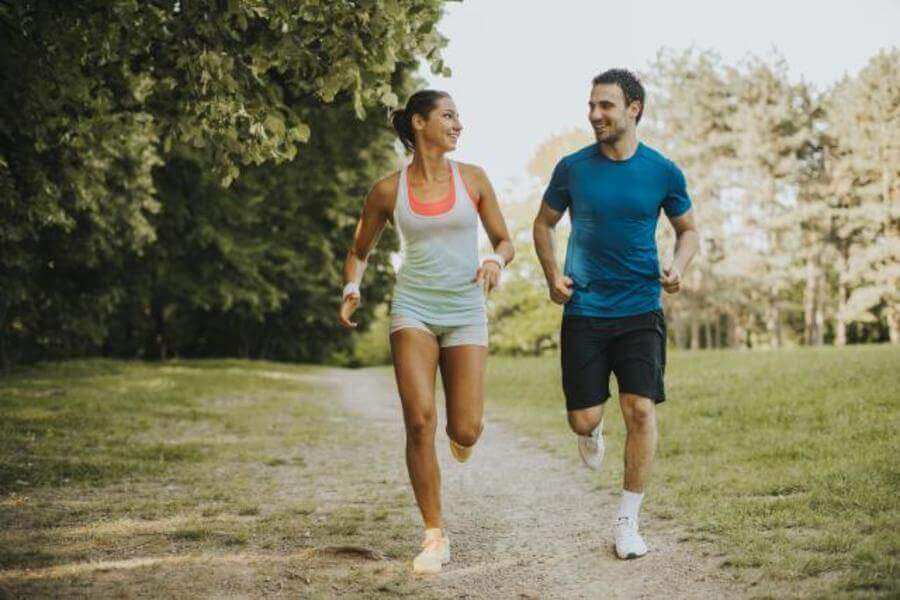 Runners have better sex