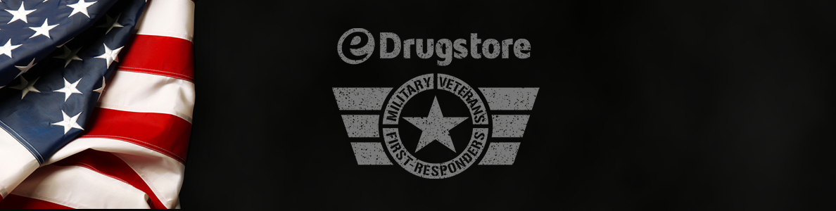 eDrugstore Discounts for Heroes