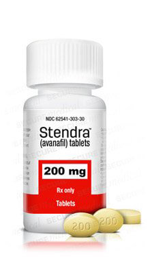 Buy Stendra Online Avanafil Male Erection Issues Treatment