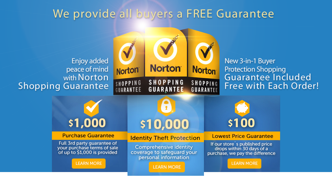 norton guarantee